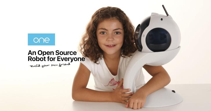 利用開源的Q.bo One套件,打造自己的聲控機器人