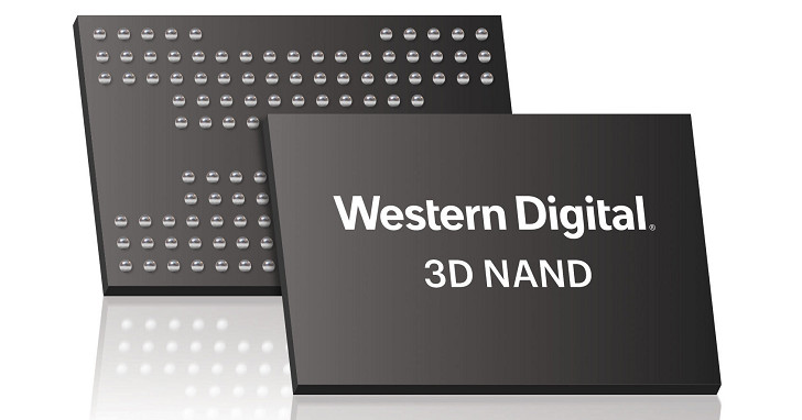 QLC 世代即將來臨,WD 發布 BiCS3 X4 快閃記憶體訊息