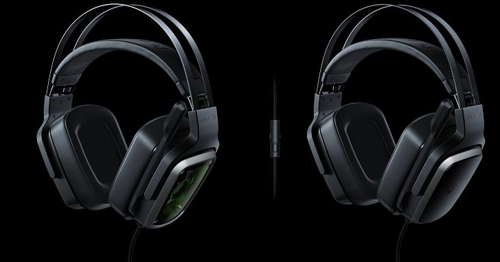 Razer 發表第二代多聲道耳機 Tiamat 7.1 及 Tiamat 2.2,採用類比音訊並加入 Razer Chroma 功能