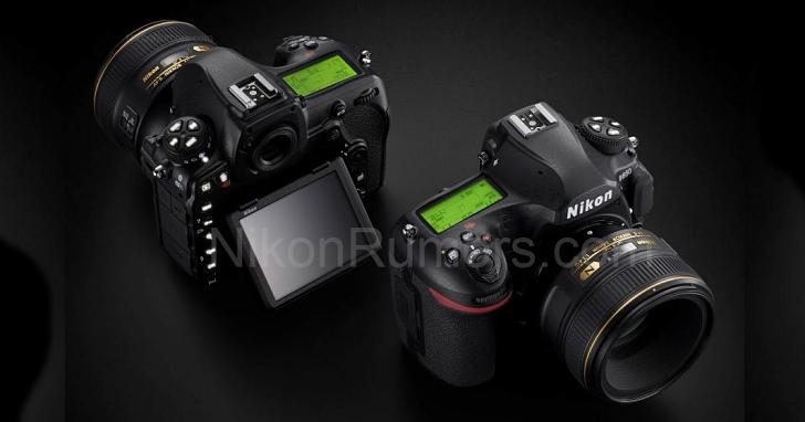 Nikon D850 機身照流出,將搭載翻轉螢幕以及 8K 縮時錄影功能