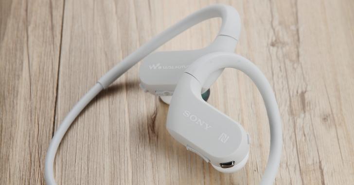 Sony NW-WS623- 防水防塵、內建記憶體的藍牙耳機