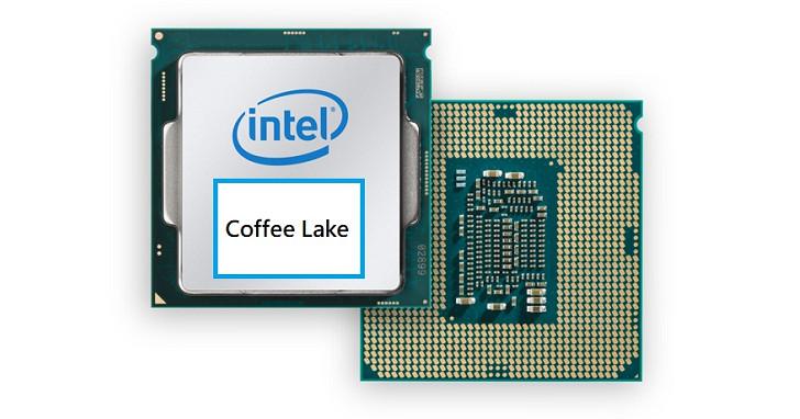 Intel Coffee Lake 規格再外傳,4 款 Core i7/i5 處理器皆 6 核心