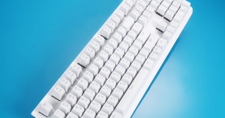 【評測】鉄修羅剋龍劍機械光軸鍵盤,IP56抗塵防潑水設計、可把鍵盤整把拿到水下沖洗