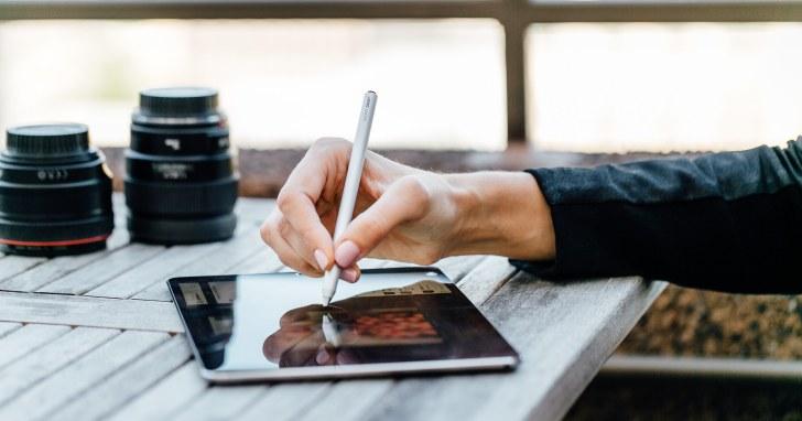 Adonit 發表新款 Dash 3 極細速寫觸控筆,追求真實自然書寫體驗