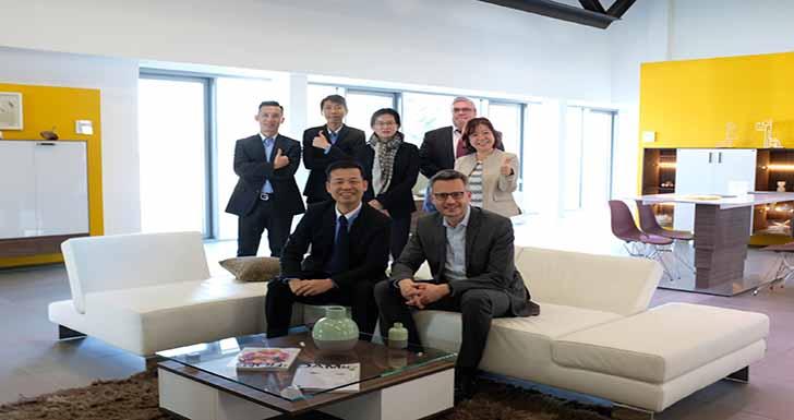 第4屆 中堅企業名單揭曉 歐德集團獲潛力中堅企業