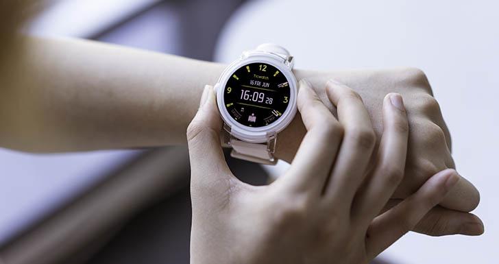 全球集資突破 6000 萬!最值得擁有的 Android Wear™ 手錶,台灣首賣早鳥不到 3,500 元!