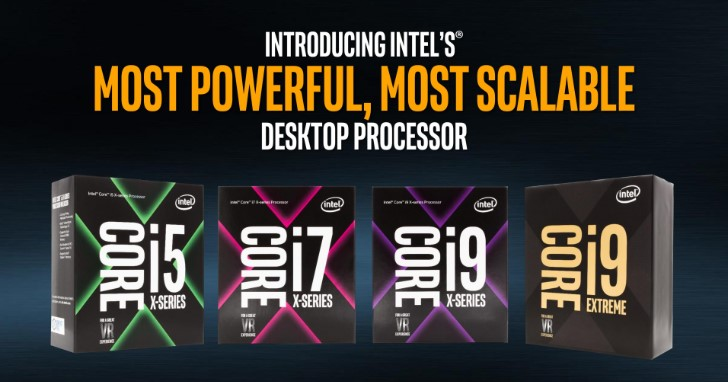 最快八月底可買到,Intel Skylake-X 12 至 18 核心處理器規格確立