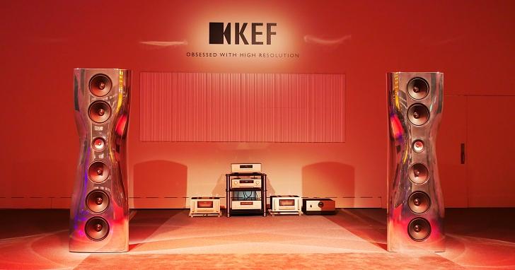 要價台幣 750 萬!KEF MUON 舞昂旗艦揚聲器登台開放試聽