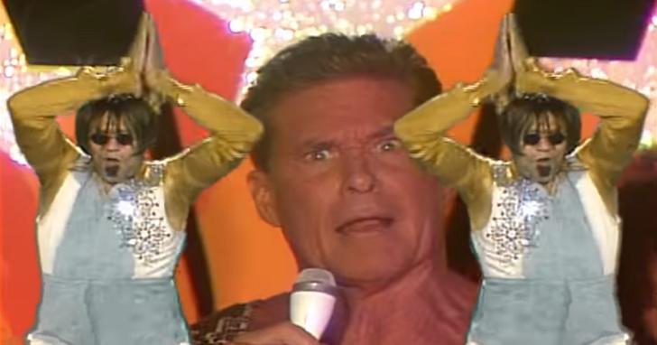 星際異攻隊就是狂!發佈了一支極復古MV,找來霹靂遊俠主唱