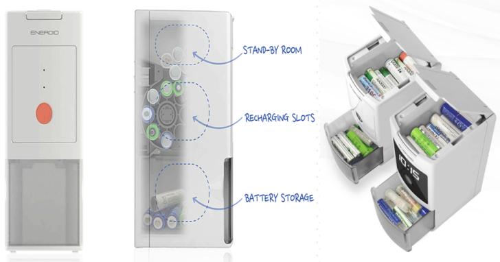 三號電池的充電神器,ENEROID EN20 解決你排程充電的困擾
