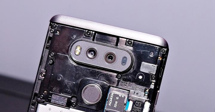 史上光圈最大的手機?LG 將發表光圈達 f/1.6 的高階手機 V30