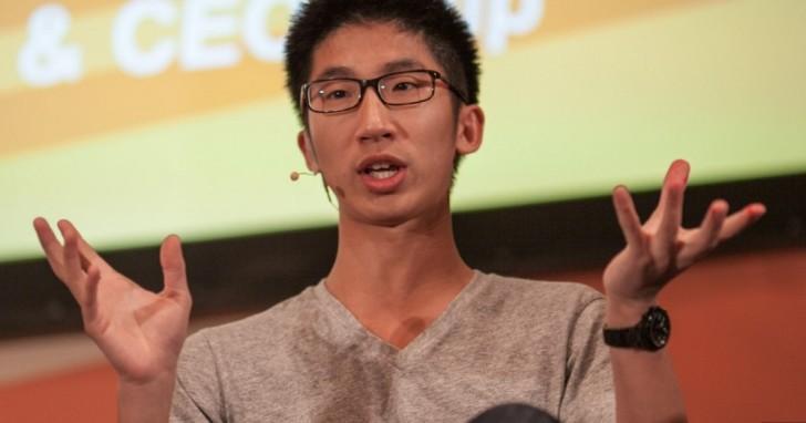26歲已連續創辦四家公司——華裔少年黃鐵鋒,他的外掛人生正開始