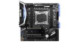 microATX 裝機選擇,MSI 推出 X299M Gaming Pro Carbon AC 主機板
