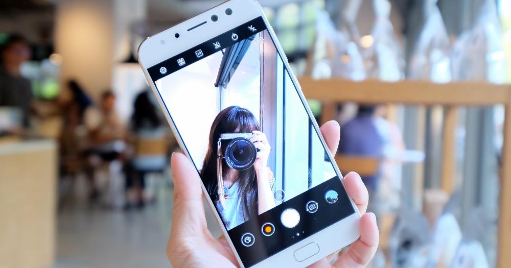 華碩 ZenFone 4 Selfie Pro 動手玩,為自拍而存在的手機