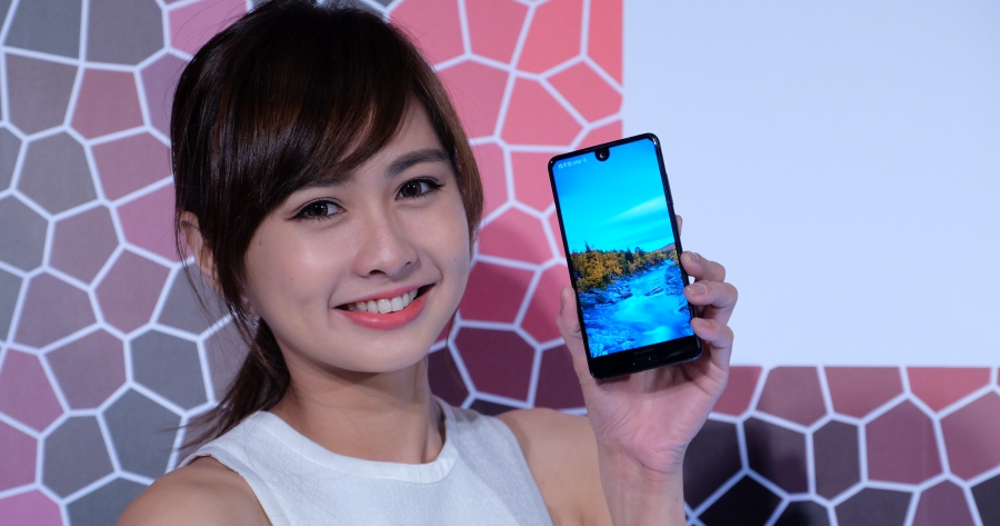這不是 iPhone 8,Sharp Aquos S2 全螢幕手機在台上市,售價 12,990 元起