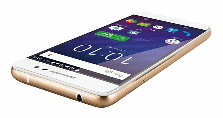 BenQ F55最新美拍智慧手機  1,600萬畫素雙色溫補光燈 捕捉完美精彩瞬間  支援Android Pay 行動支付超便利