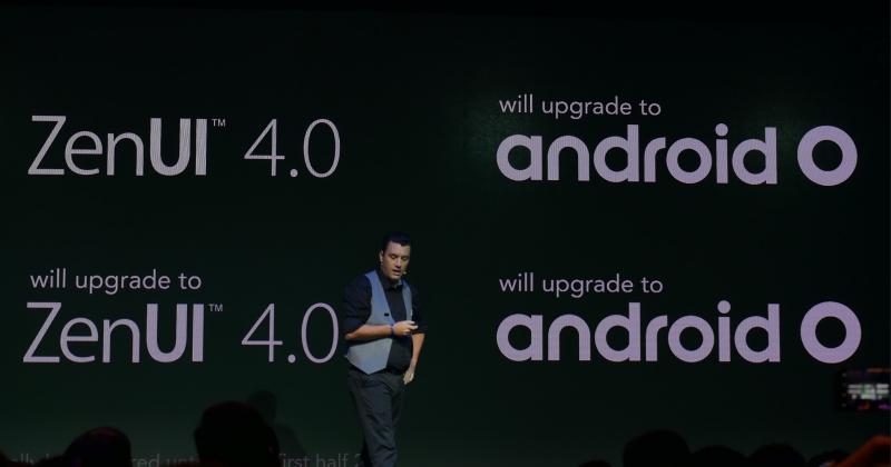 華碩 ZenFone 3 與 ZenFone 4 系列皆可升級 Android O