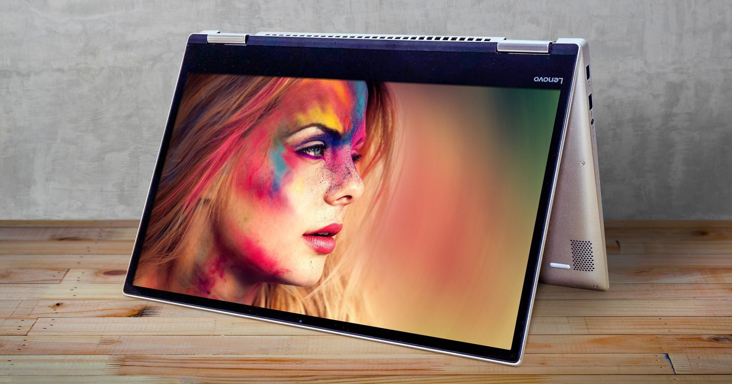 俐落美型且一機多用的全才型筆電:Lenovo Yoga 720 深度實測