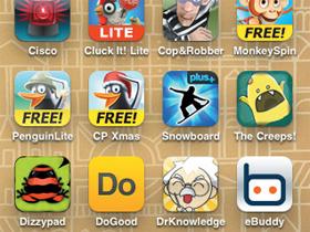 讓iPhone畫面突破11頁上限,擺下更多程式