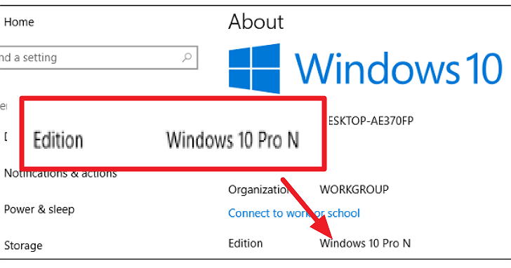除了Windows 10 S,其實 Windows 早就有你不知道的 「N」 、「KN」版