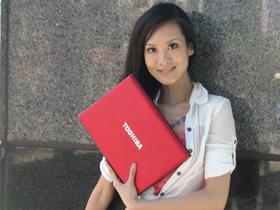 春季電腦展TOSHIBA春の賞  2011新款筆電 搶鮮首賣