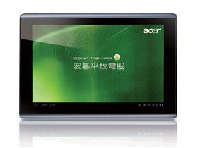 宏碁平板電腦  Acer ICONIA Tab A500  台北春電展開賣