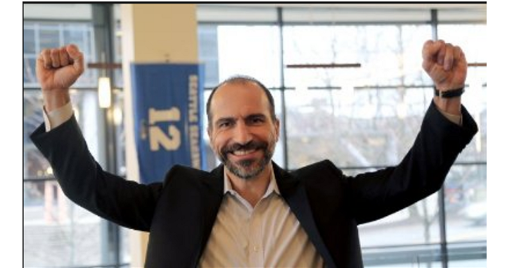 從伊朗難民到矽谷領袖,他成為了Uber的新任CEO