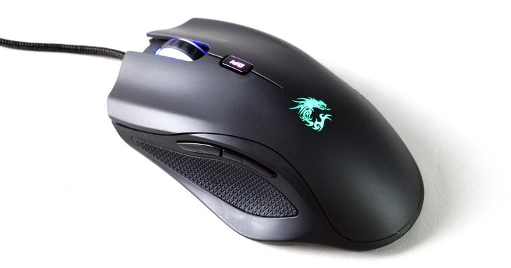 千元滑鼠有好貨!可調式 DPI 與巨集功能的 LEXMA G93 炫彩電競鼠