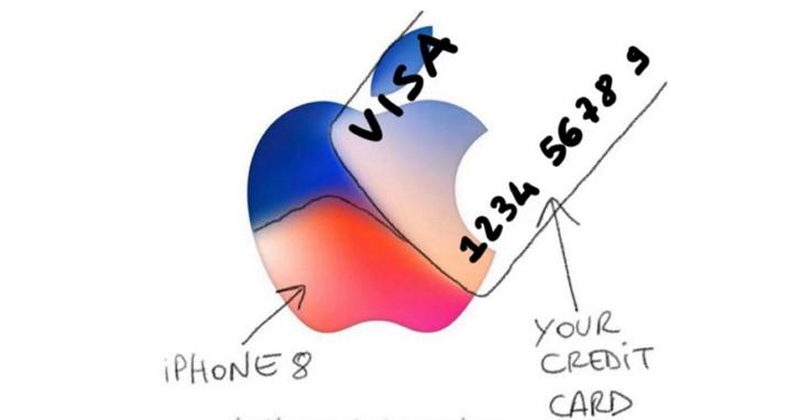 國外網友對蘋果邀請函密碼的各種破解,你覺得他們講的有道理還是鬼扯?