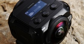 Garmin VIRB 360- 當前最專業的360攝影機