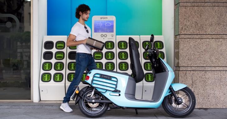 平均 1.8 天新增一座換電站,Gogoro 電池交換站達 400 座