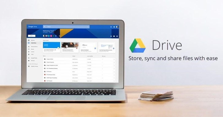 Google 宣布今年12月起停止支援 Google Drive 桌面版App更新,明年3月走入歷史