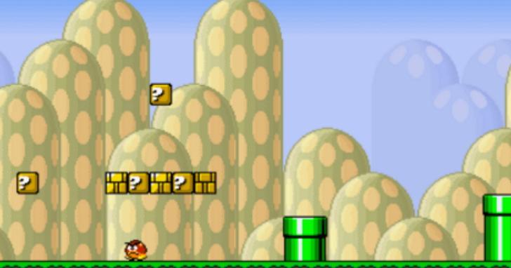 不需要程式碼!AI靠一支遊戲影片就完美複製《超級瑪利歐酷跑》
