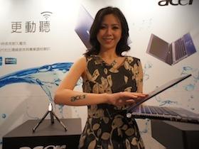 Acer 發表第三代 Aspire TimelineX 輕薄筆電