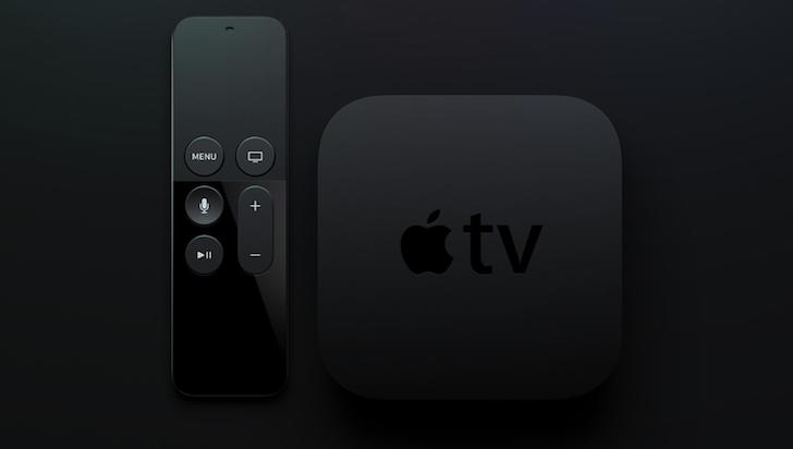 Apple TV 推出 4K 版本,搭載 A10X Fusion 晶片、支援 HDR 影像