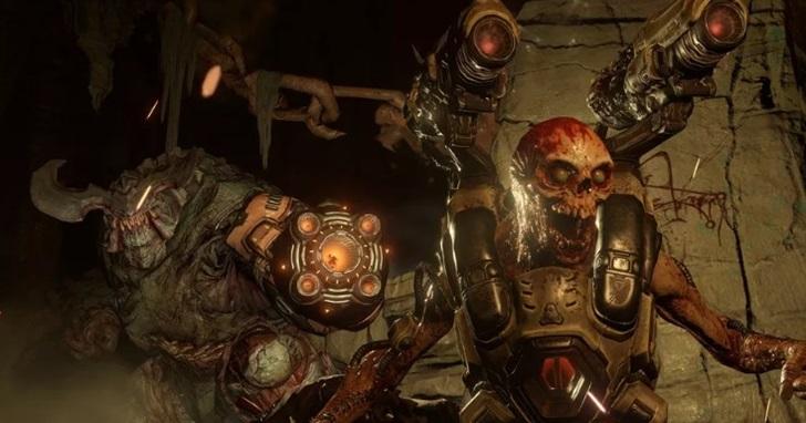 任天堂 Switch 再添生力軍,《毀滅戰士》聖誕節上市、《德軍總部 2》2018 年登陸
