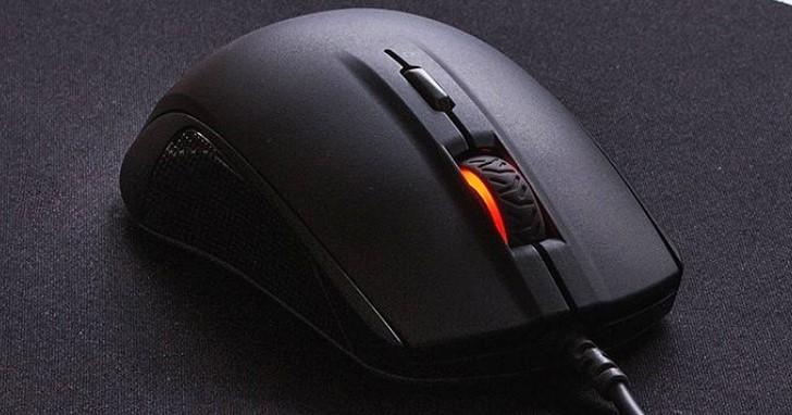 1 對 1 軌跡追蹤,SteelSeries 與 PixArt 合作推出 Rival 110 遊戲電競滑鼠