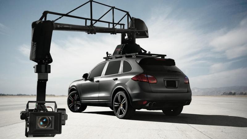 用好車拍好車,優質改裝攝影工作車,Porsche、Ferrari、Bugatti、Audi全入列!
