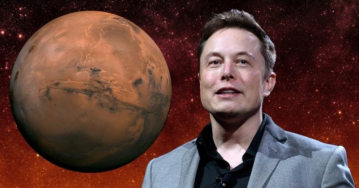 「出地球囉」Elon Musk:2024年我們火星上見