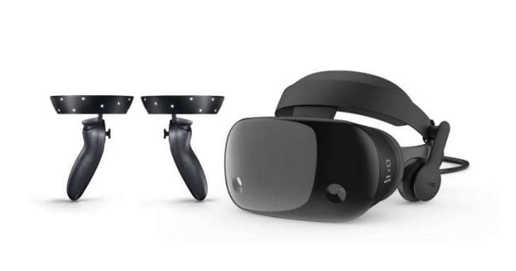 加入微軟陣營,三星推Win10 MR眼鏡Odyssey ,售價499美元