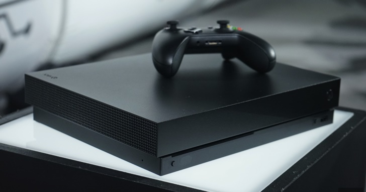 Xbox One X 11 月 7 日正式開賣!向下支援 Xbox One 遊戲、畫面全面提升