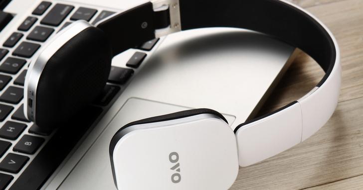 OVO藍牙追劇耳機H1- 一鍵切換追劇專用模式