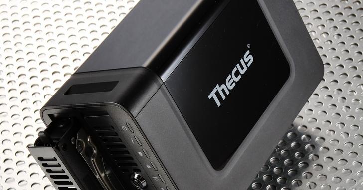 Thecus N2350- CP值極佳的入門款NAS