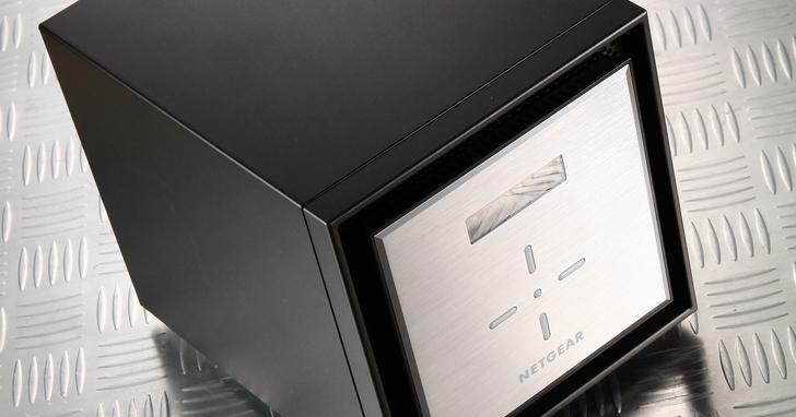 Netgear ReadyNAS 524X- 符合企業級安全與備份需求