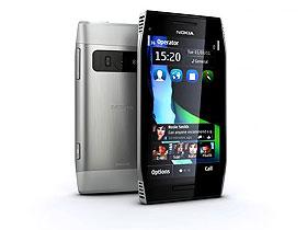 NOKIA 發表 Symbian Anna 作業系統及兩款新手機 E6、X7
