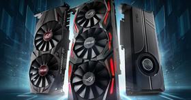 華碩推出全新GeForce GTX 1070 Ti系列電競顯示卡, 4K遊戲、VR體驗皆精彩可期