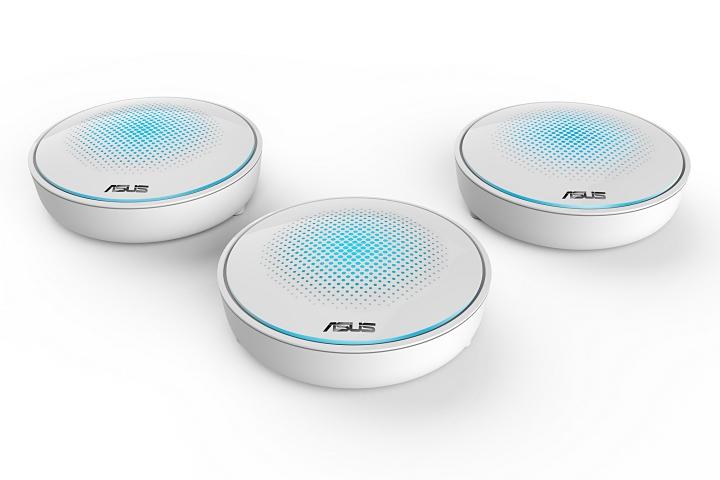 華碩推出 ASUS Lyra 三頻網狀網絡無線路由器,售價 12,990 元