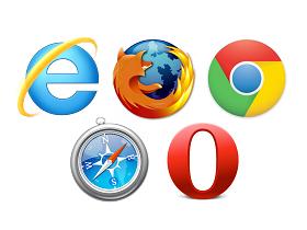 5大瀏覽器,HTML5、硬體加速大車拼