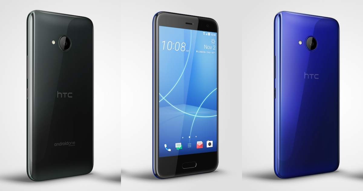 Android One 合作機再添一款!HTC 發表 U11 Life 年末登場