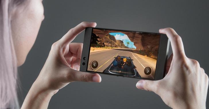Razer 手機問世:120Hz 螢幕更新率、8GB 記憶體和 4000 mAh 超大電池